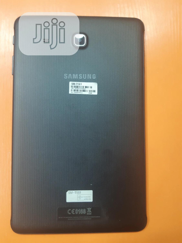Samsung Galaxy Tab E 9.6 8 GB Black