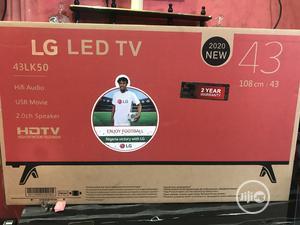 LG LED TV 43lk50   TV & DVD Equipment for sale in Edo State, Benin City