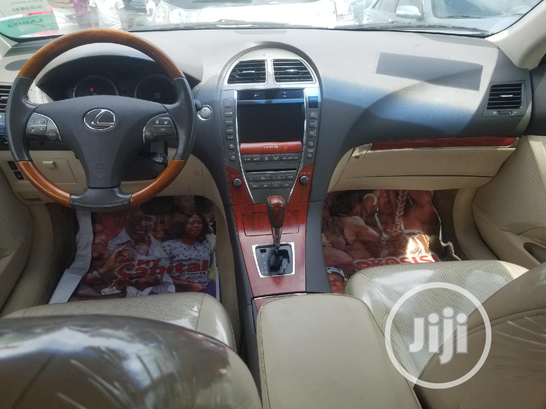 Lexus ES 2010 350 Blue | Cars for sale in Amuwo-Odofin, Lagos State, Nigeria