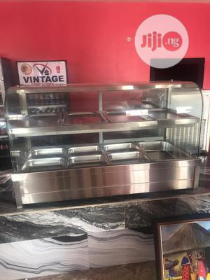 Imported Curve Food Warmer | Restaurant & Catering Equipment for sale in Lagos State, Ojo