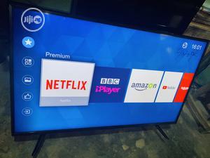 Hisense 43inch 4K Ultra HD Smart TV | TV & DVD Equipment for sale in Lagos State, Ojo
