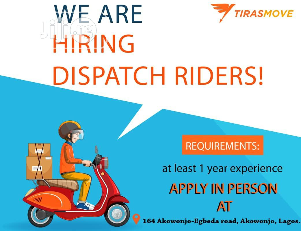 Dispatch Rider wanted