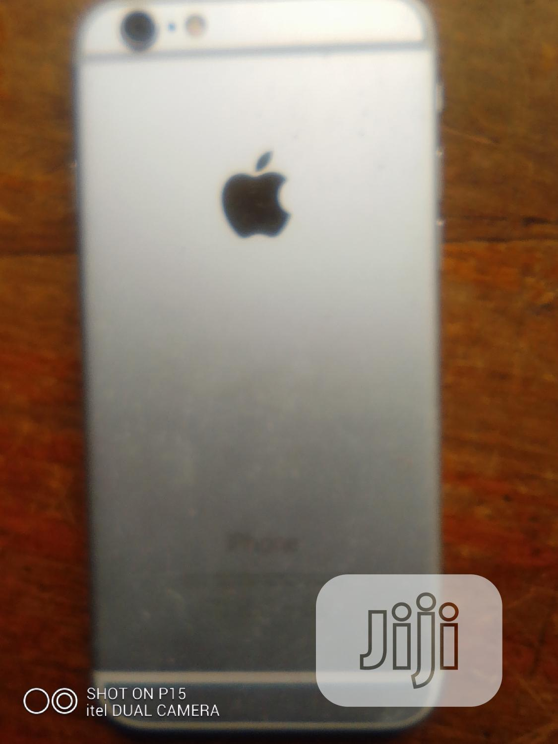Apple iPhone 6 16 GB Gray | Mobile Phones for sale in Asokoro, Abuja (FCT) State, Nigeria