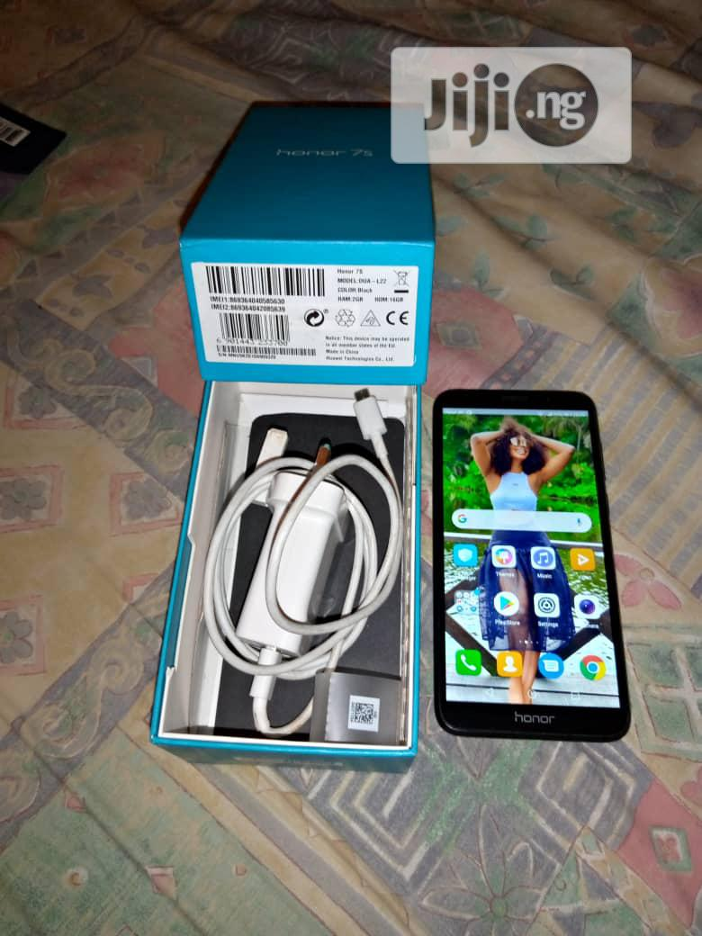 Archive: New Huawei Honor 7S 16 GB Black