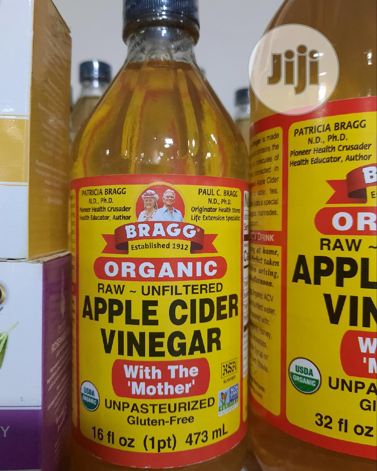 """Apple Cider Vinegar With The """"Mother""""473ml"""