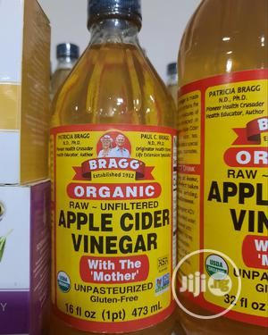 """Apple Cider Vinegar With The """"Mother""""473ml 