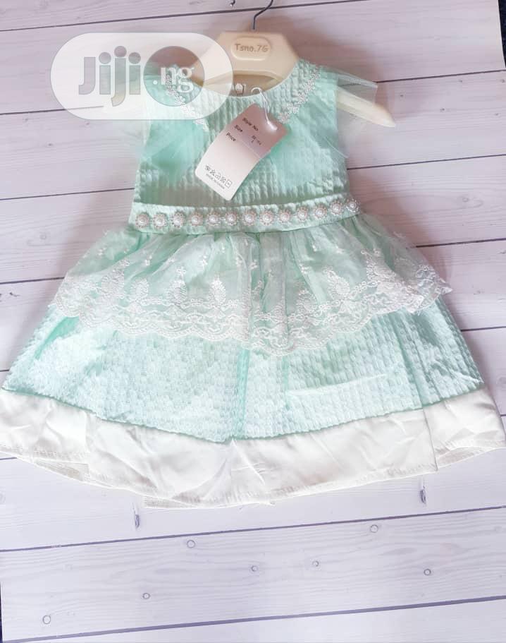 Baby Ball Dress