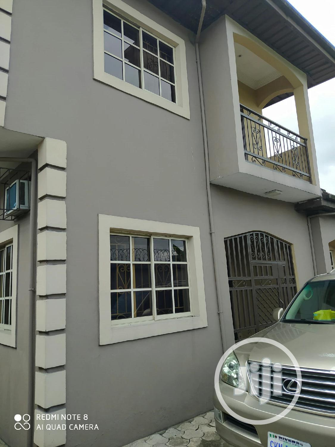 Spacious 4 Bedroom Duplex At Obiakpor Port-harcourt For Sale | Houses & Apartments For Sale for sale in Port-Harcourt, Rivers State, Nigeria