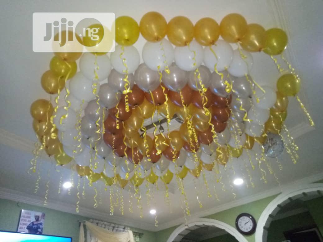Original Balloon Glue Dot - 100pcs Per Roll | Stationery for sale in Ikeja, Lagos State, Nigeria