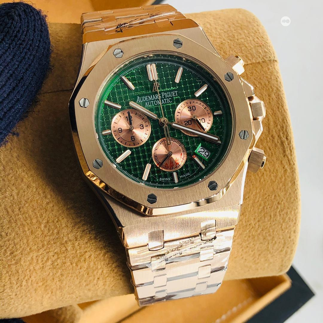 High Quality Audemars Piguet Stainless Steel   Watches for sale in Magodo, Lagos State, Nigeria