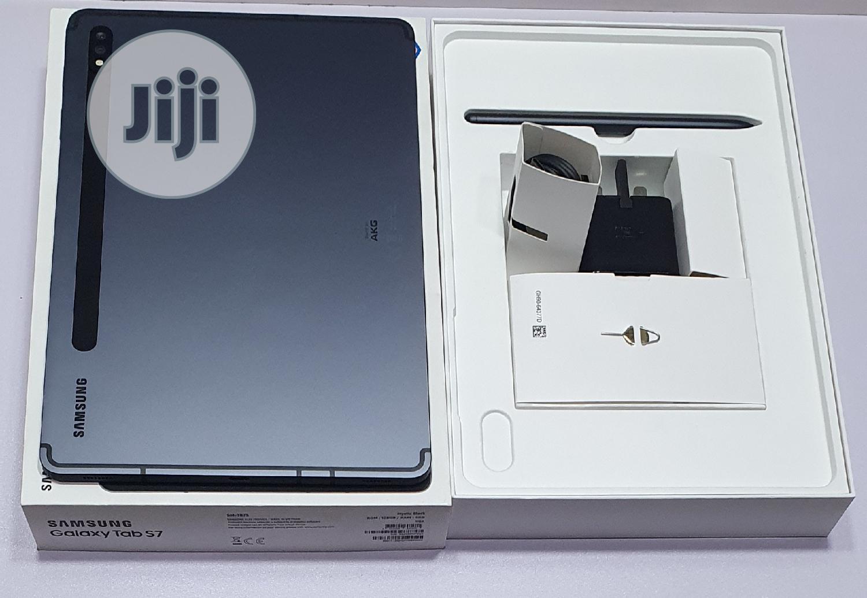 Archive: Samsung Galaxy Tab S7 128 GB Gray