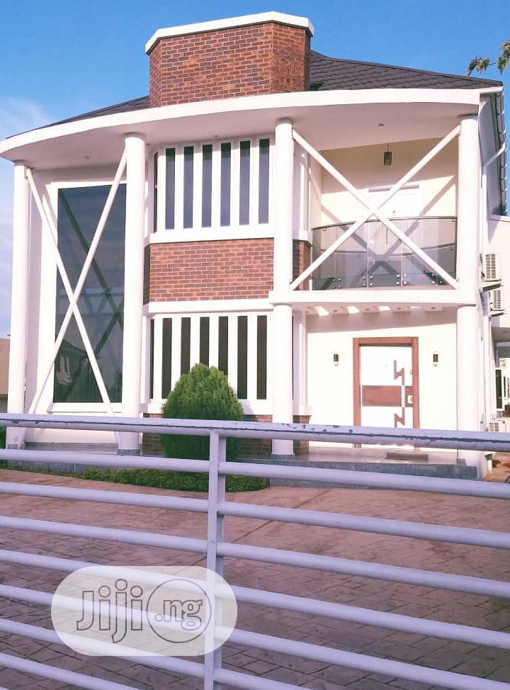 Clean 5 Bedroom Duplex For Sale Pinnock Beach Estate,Osapa London Lekki