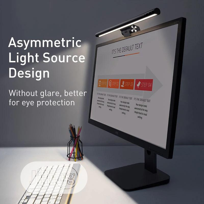 Baseus Screenbar Light Desk Lamp Computer Laptop Screen Bar | Computer Accessories  for sale in Ikeja, Lagos State, Nigeria