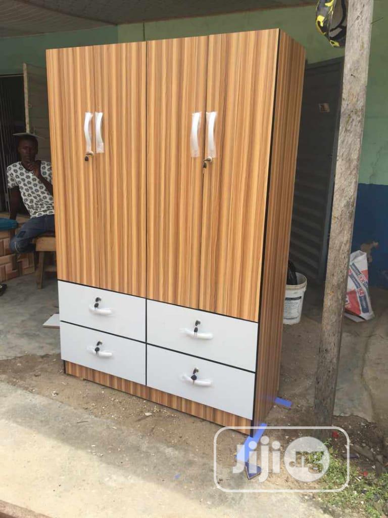 Standard 4 Door Wardrobe