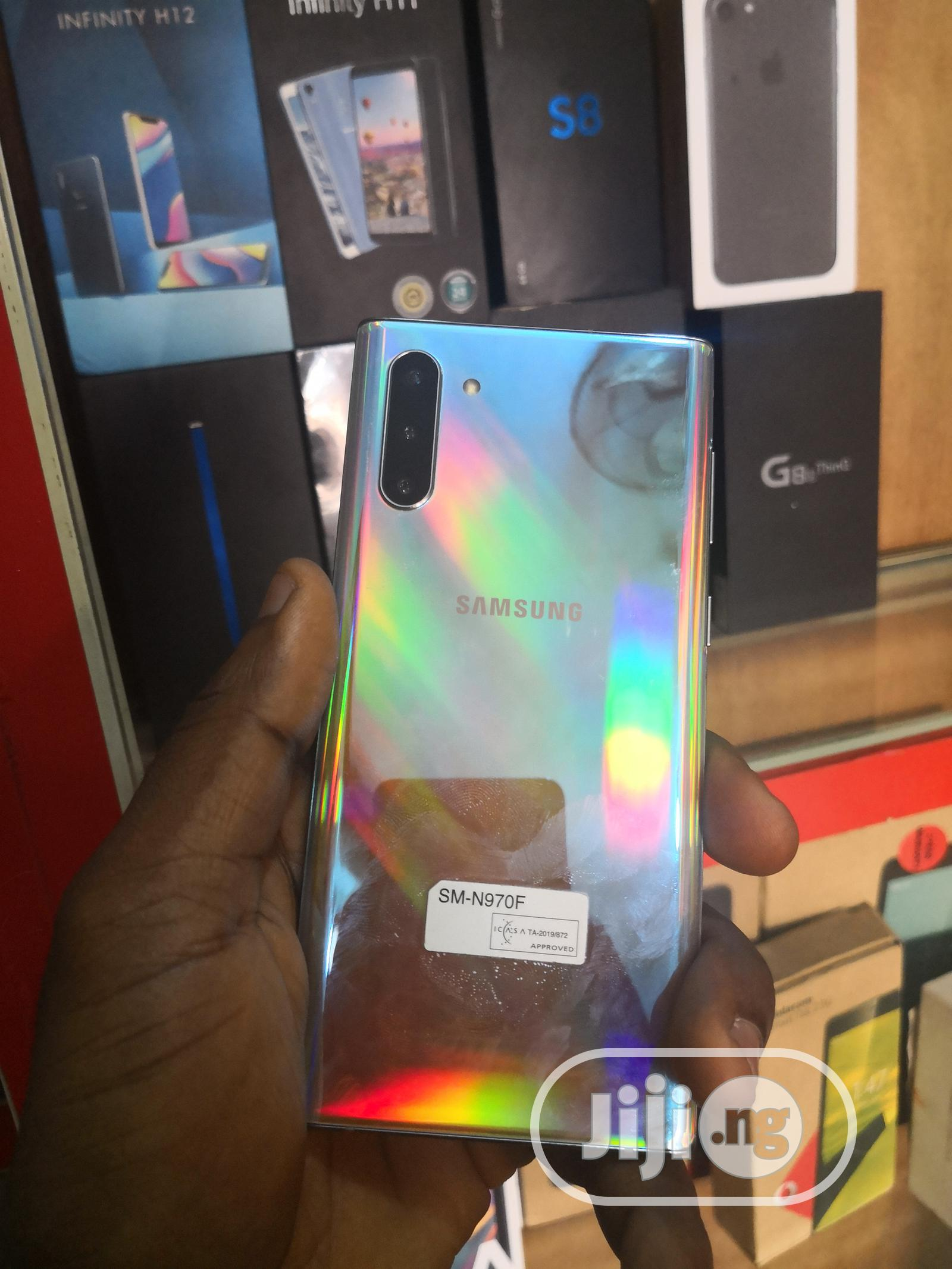 Samsung Galaxy Note 10 256 GB | Mobile Phones for sale in Ikeja, Lagos State, Nigeria