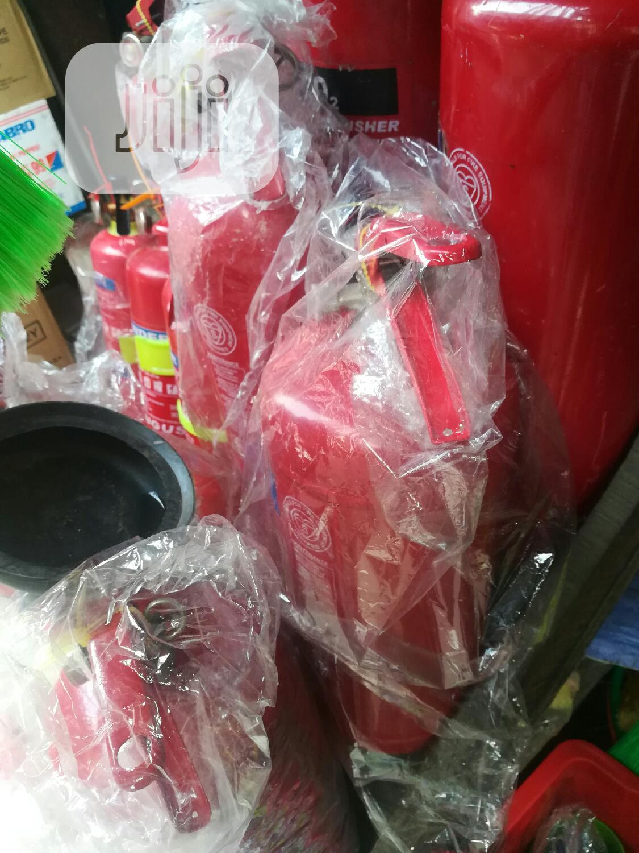 Fire Extinguisher | Safety Equipment for sale in Lagos Island (Eko), Lagos State, Nigeria