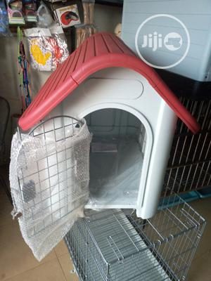 Plastic Dog House   Pet's Accessories for sale in Lagos State, Alimosho