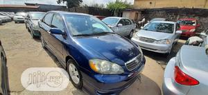 Toyota Corolla 2007 S Blue   Cars for sale in Lagos State, Apapa