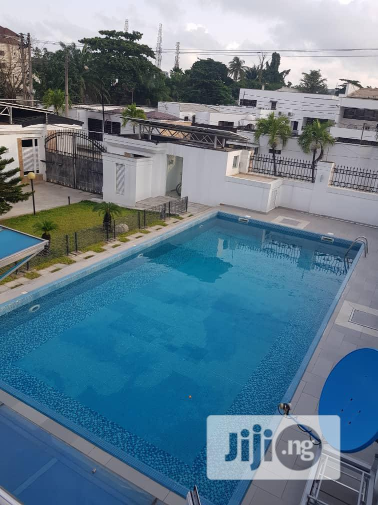 Archive: 12 Units 5 Bedroom Terrace Townhouses With Swimming Pool