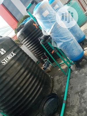 Water Treatment Tank And Fiber | Plumbing & Water Supply for sale in Lagos State, Orile