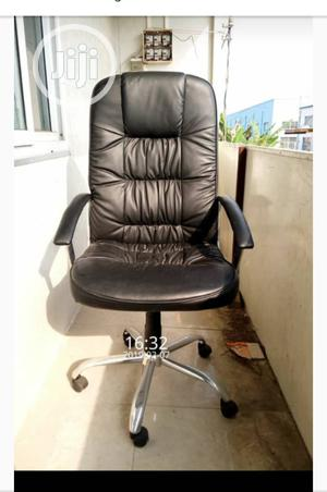 Brown New Office Chair for Sale   Furniture for sale in Edo State, Benin City