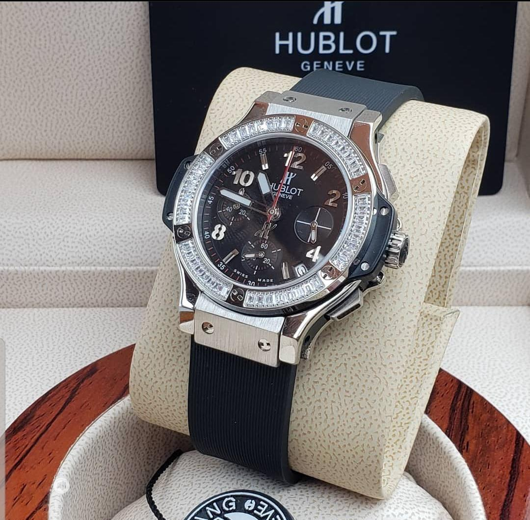 High Quality Hublot Rubber Strap Watchs