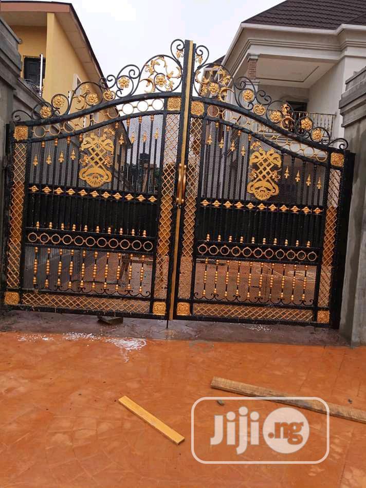 Archive: Garden Gate