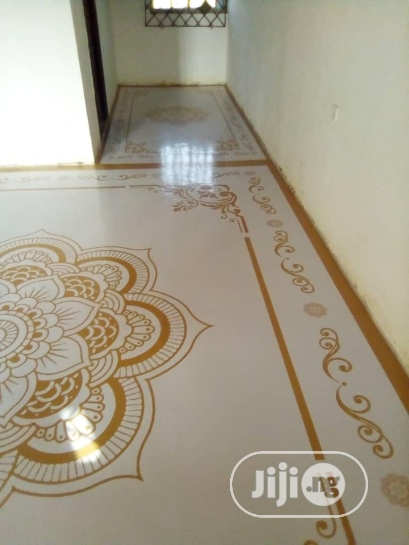 Beautiful 3D Epoxy Installation for Floors and Walls | Building & Trades Services for sale in Oshimili South, Delta State, Nigeria