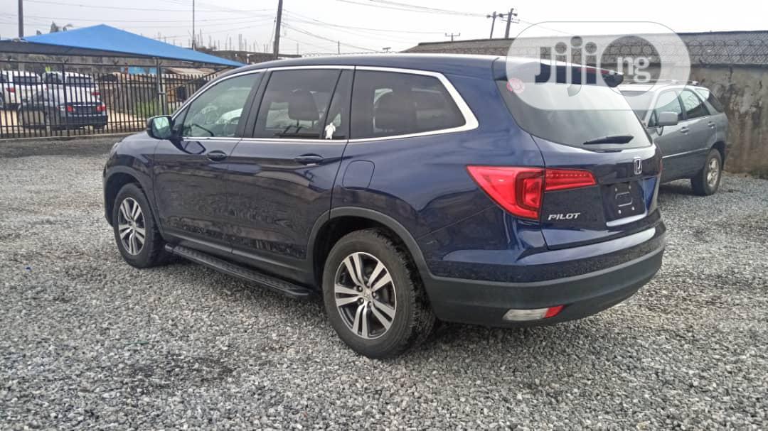Honda Pilot 2016 Blue | Cars for sale in Ikorodu, Lagos State, Nigeria
