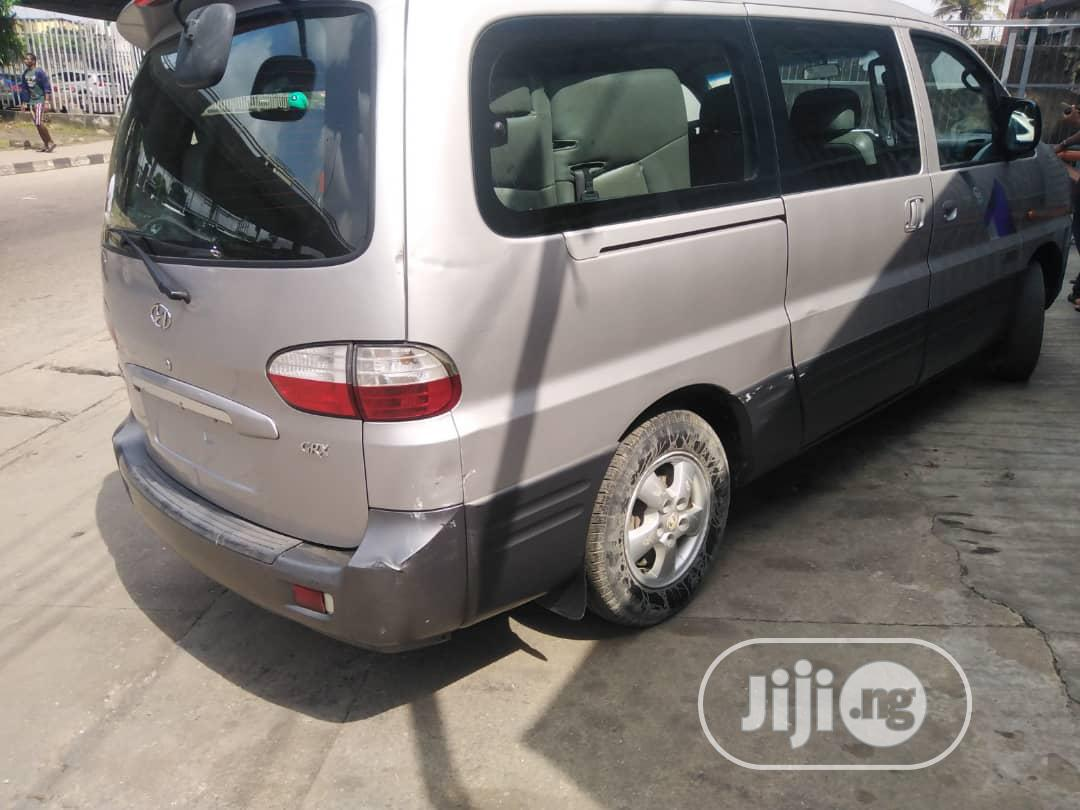 Hyundai Starex Bus 2005 Model | Buses & Microbuses for sale in Surulere, Lagos State, Nigeria