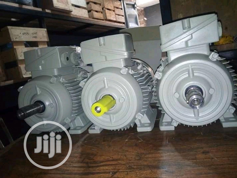 Archive: Original 20hp Siemens Electric Motor