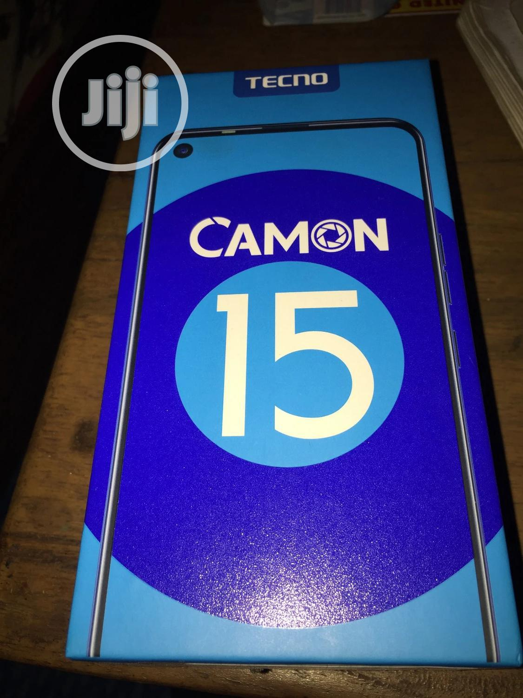 Tecno Camon 15 Pro 128 GB Gold | Mobile Phones for sale in Akinyele, Oyo State, Nigeria