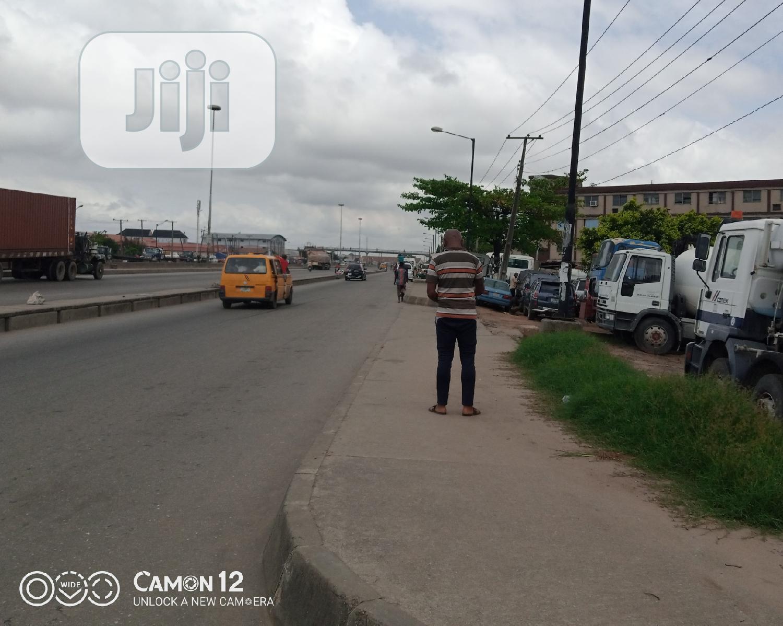 Cofo Title 2plots Of Land For Sale In Ijesha, Apapa/Oshodi