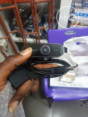 Full HD Plug And Play Usb Webcam | Computer Accessories  for sale in Lagos State, Ikeja