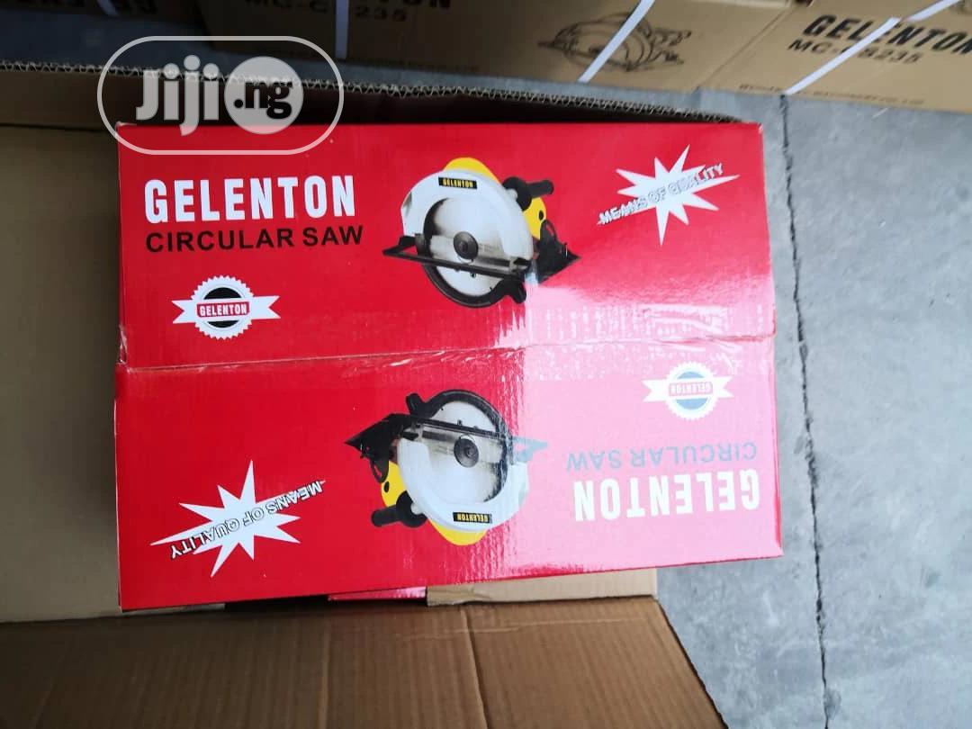 Circular Saw Machine (Gelenton)