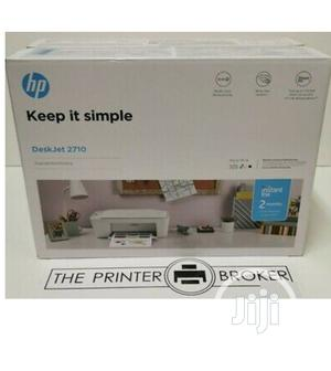 Hp Deskjet 2710 All In One Printer With Instant Ink Wifi | Printers & Scanners for sale in Abuja (FCT) State, Asokoro