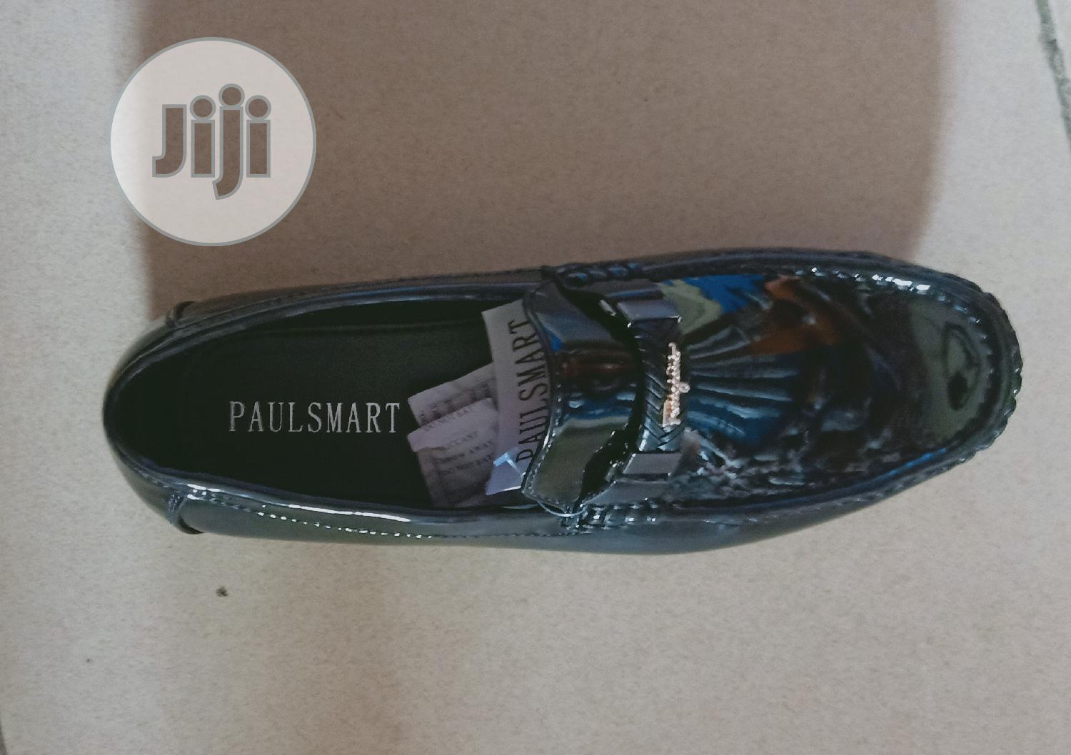 Black Patent Leather Loafers   Children's Shoes for sale in Lagos Island (Eko), Lagos State, Nigeria