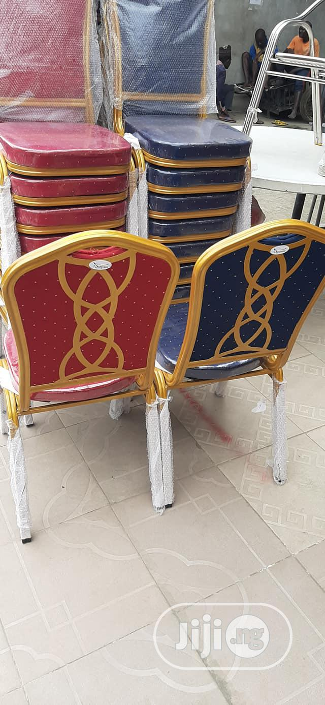 Higher Quality Multipurpose Banquet Chair With Back Iron