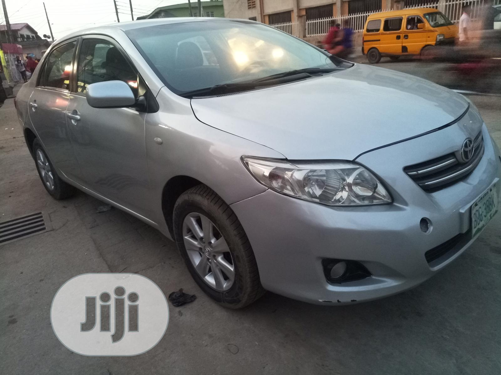 Toyota Corolla 2012 Silver In Surulere Cars Eze Theophilus Jiji Ng For Sale In Surulere Buy Cars From Eze Theophilus On Jiji Ng