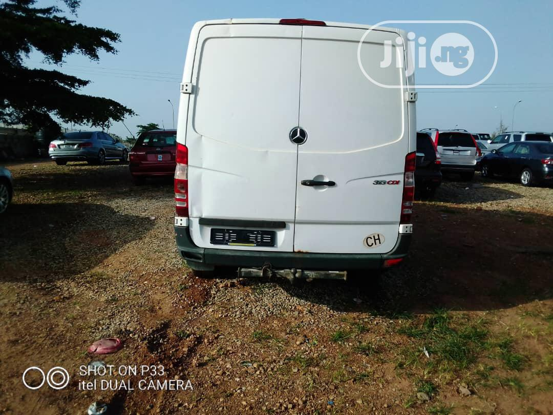 Archive: Foreign Used 2010 Mercedes Sprinter