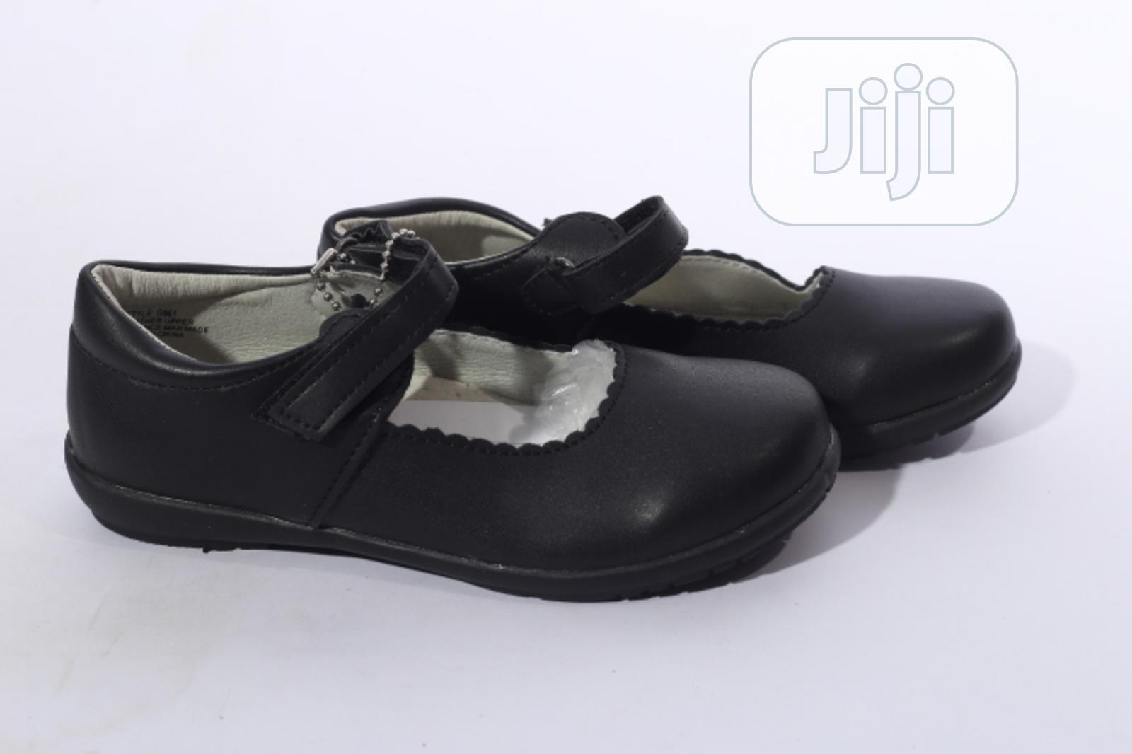 Stride Rite Girls School Shoe