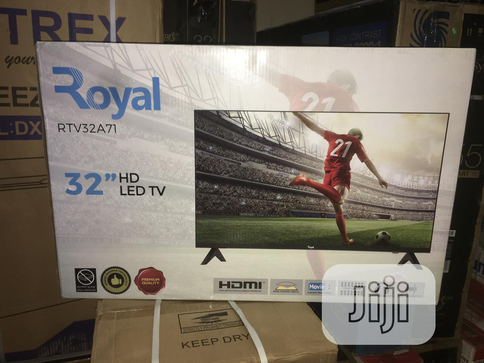 Royal Hd Tv 32 Inches