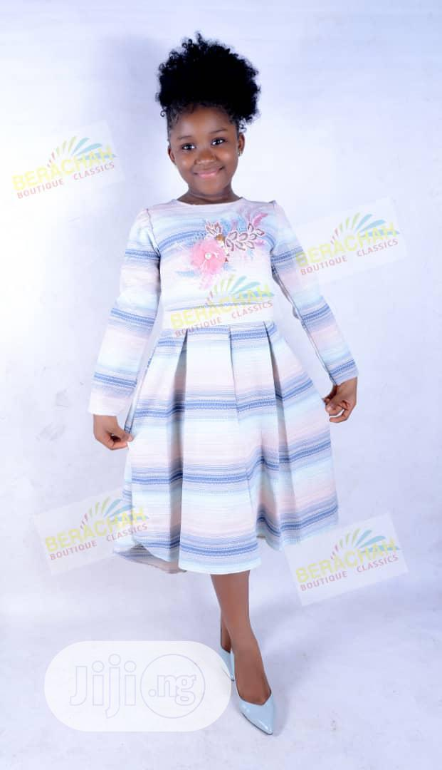 Made in Turkey Girls Dress | Children's Clothing for sale in Gwarinpa, Abuja (FCT) State, Nigeria