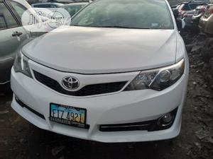 Toyota Camry 2013 White   Cars for sale in Lagos State, Apapa
