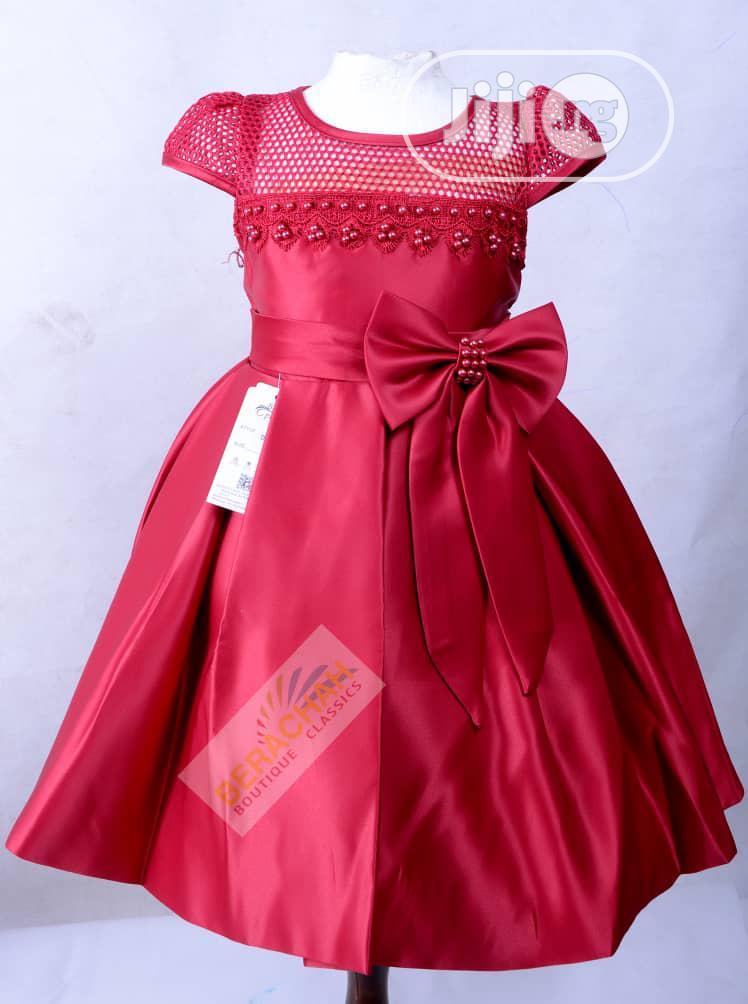 Made in Turkey Girls Dress