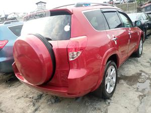 Toyota RAV4 2008 3.5 Sport 4x4 Red | Cars for sale in Lagos State, Apapa