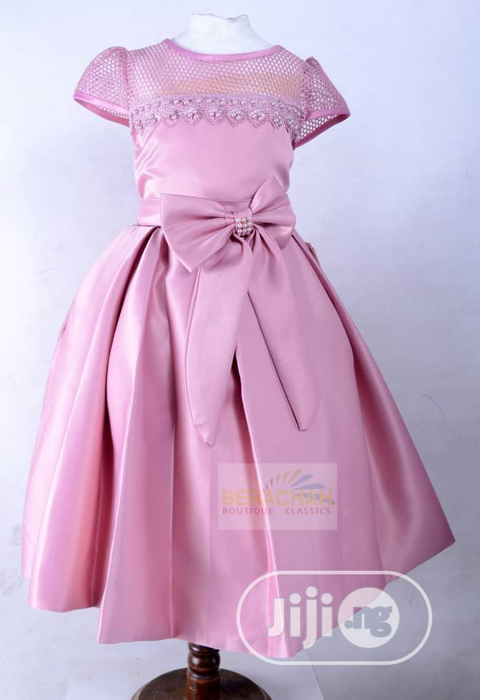 Made in Turkey Girls Dress   Children's Clothing for sale in Gwarinpa, Abuja (FCT) State, Nigeria