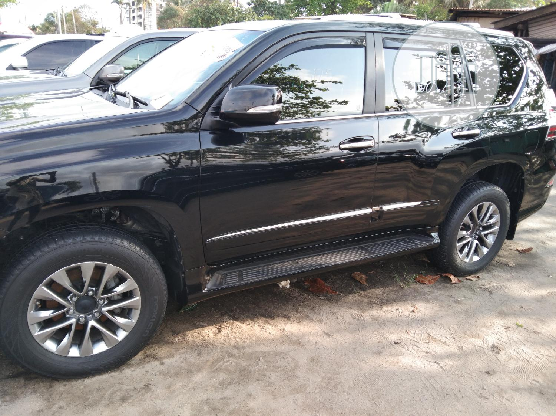 Lexus GX 2015 460 Base Black   Cars for sale in Apapa, Lagos State, Nigeria