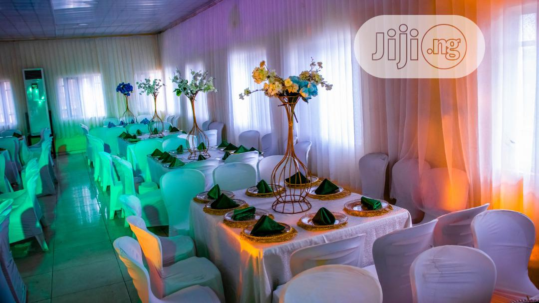 Behold A Colorful Wedding Decoration Done By Mary's Golden | Party, Catering & Event Services for sale in Agege, Lagos State, Nigeria