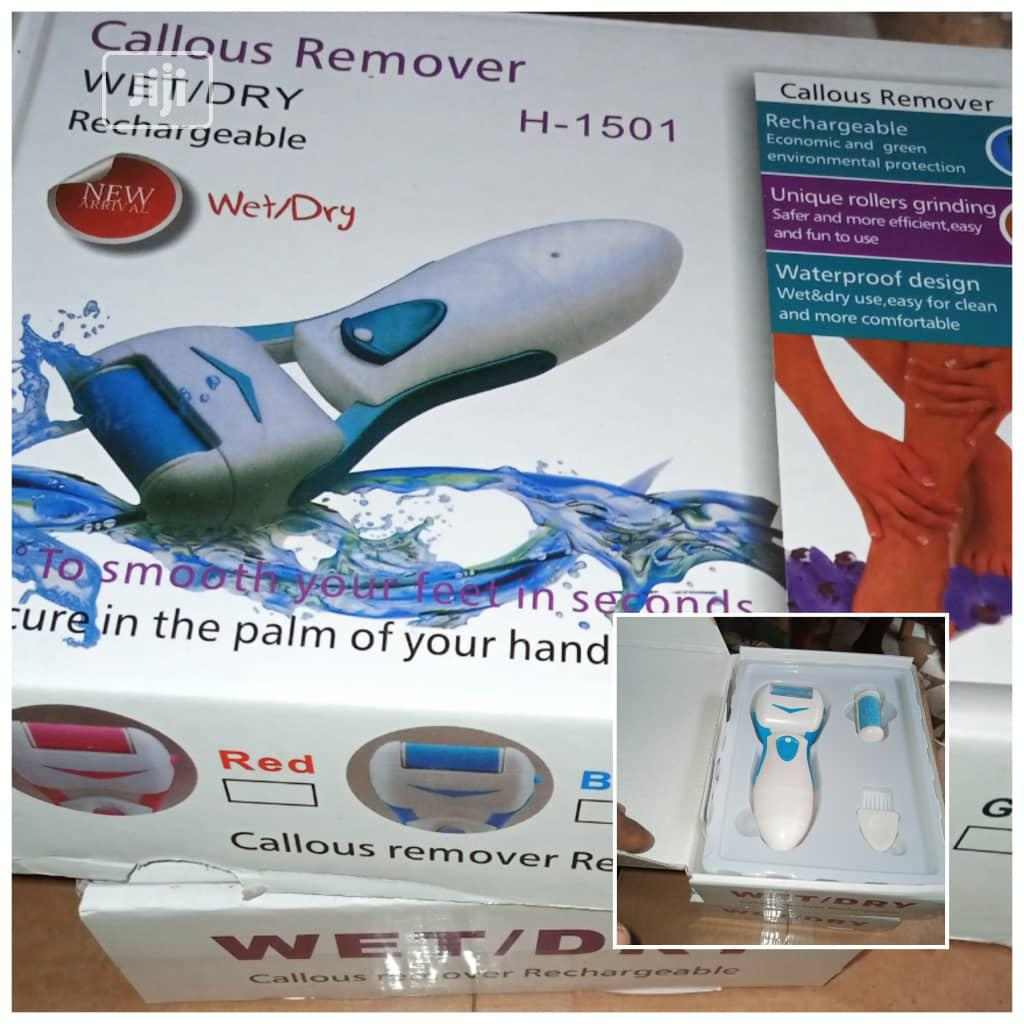 Rechargeable Callous Remover | Tools & Accessories for sale in Ojo, Lagos State, Nigeria
